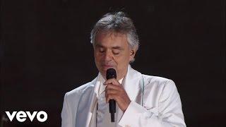 Andrea Bocelli, David Foster - Nel Biu Dipinto Di Blu - Live From Central Park, USA / 2011