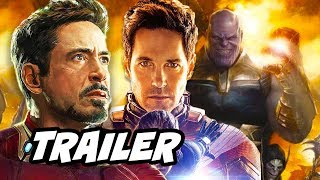 Avengers 4 Endgame Trailer - Time Travel Scene Explained