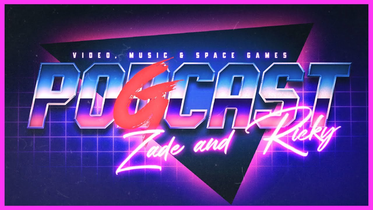 Zade - Sponsorships, Warframe, & GPUs - POGCAST w/ Zade & Ricky Summer - #03