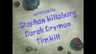 Spongebob- Help Wanted Title Card