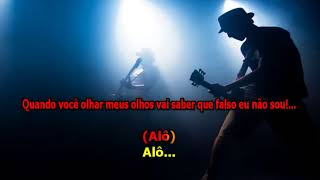 Carlos Alexandre  -  Alô    Estou Chamando  -  Karaoke