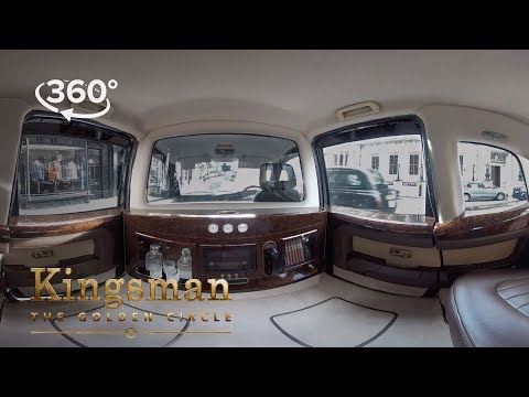 Kingsman: The Golden Circle  360°