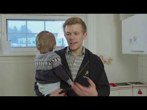 Snakk med barn - 1-2 år.