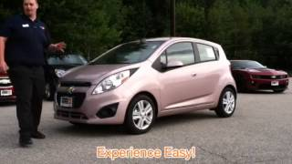 Andy moser and the lowest priced Chevrolet Spark in Gorham NH littleton NH plattsburgh NY