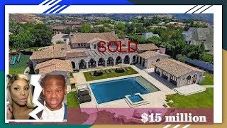 TAMAR AND VINCE SELLS MANSION TO AVOID FORECLOSURE