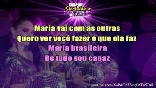 KARAOKE Maria Brasileira - As Empreguetes