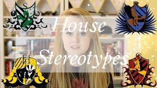 Hogwarts House Stereotypes