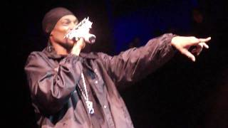 Snoop Dogg Gangsta Luv and 420 LIVE House of Blues Boston 2010