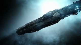 Halo 4 ★Starship Infinity Trailer★ Original preview Cinematic + Gameplay Cutscene Intro [HD]
