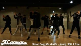 Snoop Dogg,Wiz Khalifa - Young, Wild & Free (Feat. Bruno Mars)