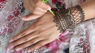 Eid inspired henna tutorial 2016