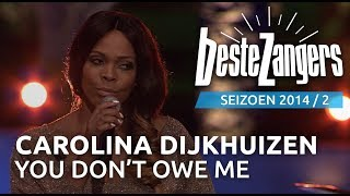 Carolina Dijkhuizen - You don't own me - De Beste Zangers van Nederland