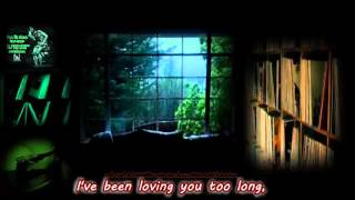 "Tina Turner & Ike - ""I've Been Loving You Too Long"" ( Lyrics On Screen)"