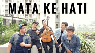 HiVi! - MATA KE HATI (Cover) With Fearless And Voice [FAV]