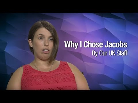 """""""Why I Chose Jacobs"""" - Jacobs UK Team"""