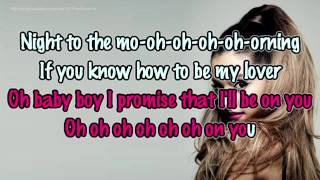 Ariana Grande - Be My Baby (Official instrumental/Karaoke)