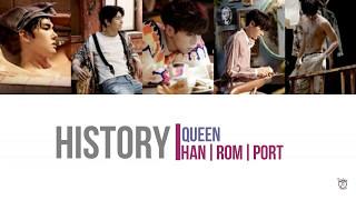 [PT/BR] History - Queen Legenada     HAN|ROM|PORT