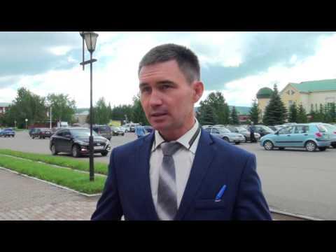 О проведенном тренинге по кооперации в Дуванском районе, репортаж телестудии «Урал»