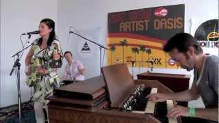 Gemma Ray - Bei Mir Bist Du Shein (Live in Austin, Texas 2012)