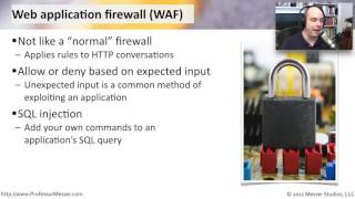 Web Application Firewalls (WAF)