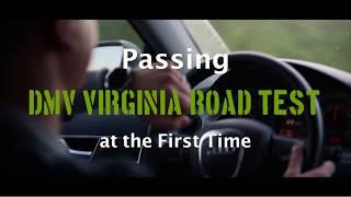 Tips Passing DMV Road Test- DMVVATest.com