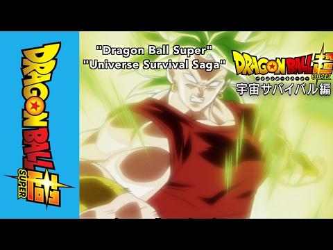 Dragon Ball Super – Universe Survival Saga – Official PV 2 (SUB)