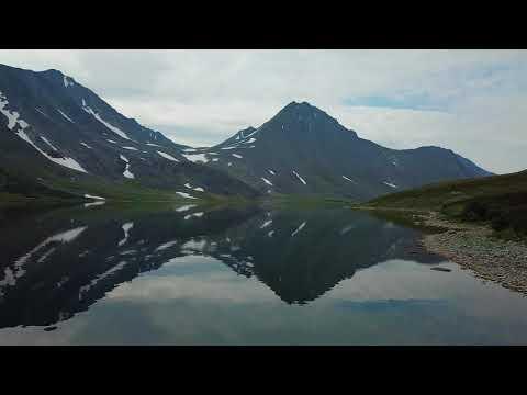 Экспедиция на Полярный Урал и озеро Хадата. Август 2018 г.