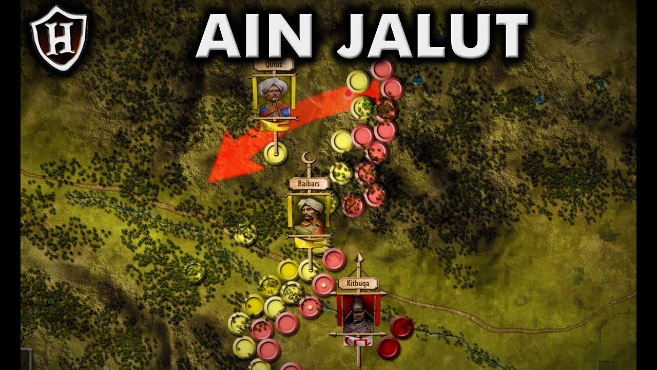 Battle of Ain Jalut, 1260