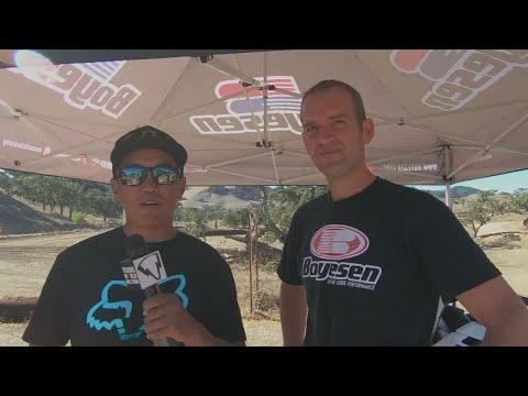Boyesen | Insideline Connect Media Day | TransWorld Motocross