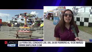FERIA DE EL CONDADO LEE