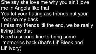 Boosie Badazz - Heartless Hearts (Official Lyrics)