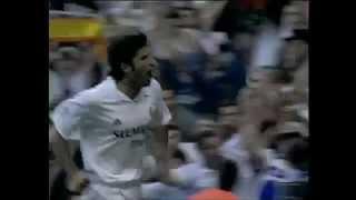 luis figo vs real zaragoza 2002/03