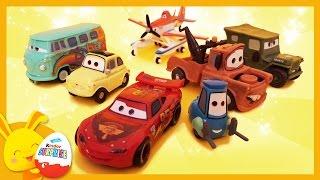 Cars et Planes - Jouets pour enfants - Unboxing - Titounis