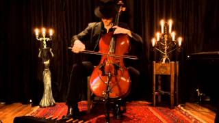 """Desolation"" by Adam Hurst~ Deep, Dark Cello and Organ Original Music"