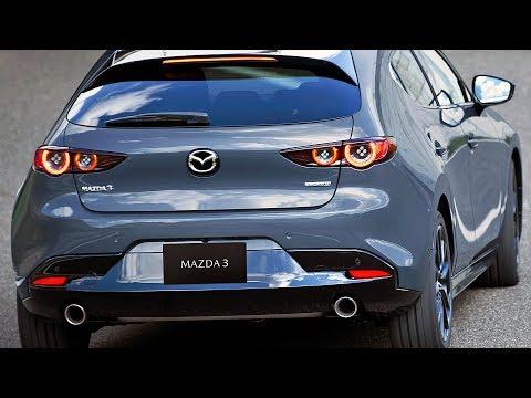 2019 Mazda3 ? Features, Interior, Design ? Hatchback & Sedan