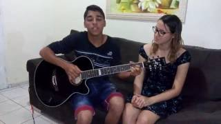 Wellington Silva feat. Thaynara Monik - Toma meu coração (Cover Prisma Brasil)