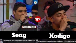 Competencia Sony vs Kodigo - #MinutoDeTalento