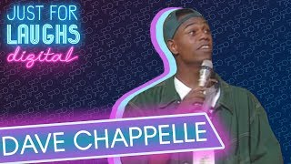 Dave Chappelle - Super Heroes Are Bad Role Models