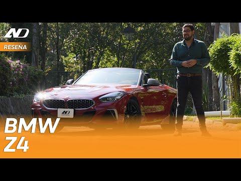 BMW Z4 - Para aquellas extrañas personas que disfrutan manejar