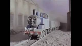 Thomas And The Magic Railroad Plotting at Tidmouth Sheds & Phone Call Scene (With Sound Effects)