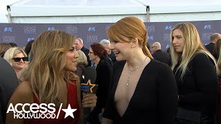 Access Hollywood | 21st Annual Critics Choice Interview -