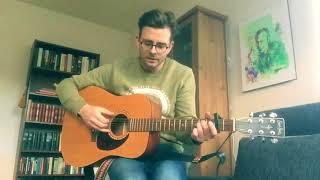 Kristofer Wallmark - This Town (Niall Horan cover)