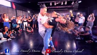 DANIEL Y DESIREE - Felices los 4 (Bachata Dj Khalid)