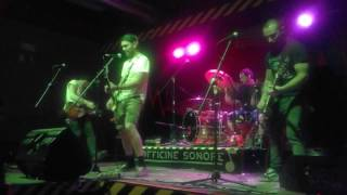 BAD FROG - Live Officine Sonore (Vc 05/05/2017)