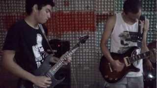 Manguetown - Fora de Área (cover)