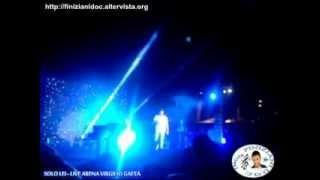 GIGI FINIZIO - SOLO LEI @LIVE ARENA VIRGILIO GAETA