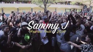 Sammy J - Hawaii Tour 2016 Introduction