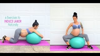 6 Exercises to Induce Labor Naturally