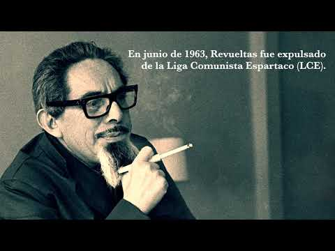 Vidéo de José Revueltas