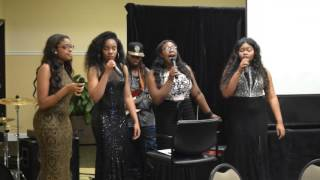 Soulful Music Ent Covers Treasure by Bruno Mars
